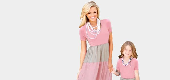 Mommy and Me outfits available